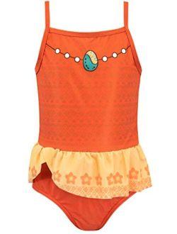 Girls' Moana Swimsuit
