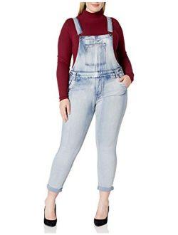 COVER GIRL Overall Jeans For Women, Bib Jeans For Women