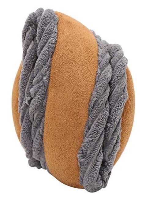 Womens Winter Earmuffs Unisex Warm Knit Ear Warmers Foldable Ear Muff