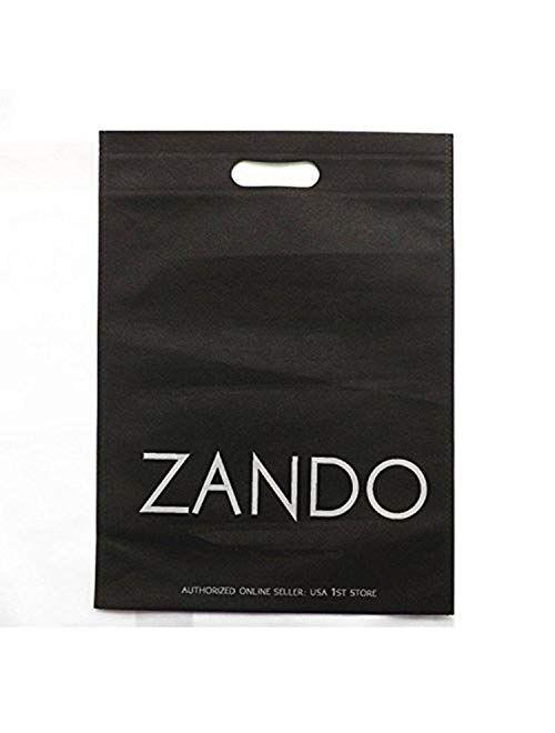 Zando Ear Muffs for Winter Women - Ear Warmer Foldable Earmuffs Knit Furry Winter Earmuffs Men Women Kids