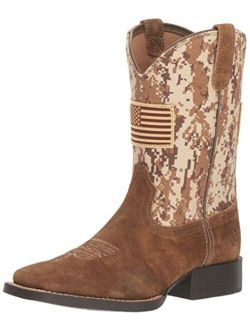 Patriot Western Boots – Youth Kid's Cowboy Western Boot