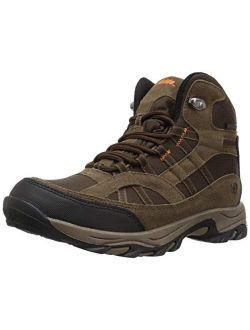 Unisex-child Rampart Mid Waterproof Hiking Boot