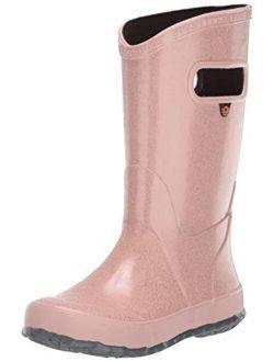 BOGS Unisex-Child Rainboot Print Waterproof Rain Boot