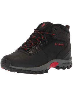 Youth Newton Ridge Leather Boot, Waterproof