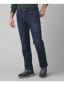 Rinse Chipped Wash 34'' Hillgard Straight-Leg Jeans - Big & Tall