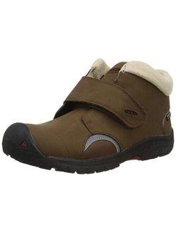 KEEN Unisex-Child Kootenay 3 Mid Waterproof Hiking Boot