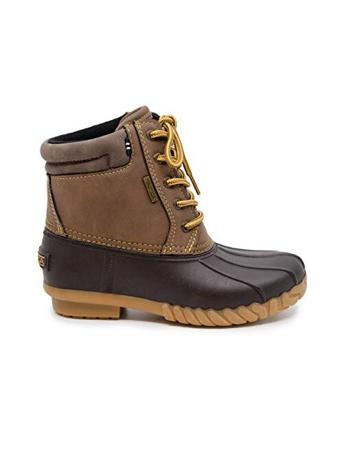 Nautica Kids Youth Waterproof Duck Boot Winter Shoe  Boys-Girls  (Little Kid/Big Kid)
