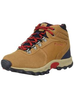 Youth Newton Ridge Suede Boot, Waterproof, High-traction Grip
