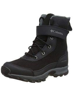 Unisex-child Youth Hyper-boreal Omni-heat Wp Hiking Shoe