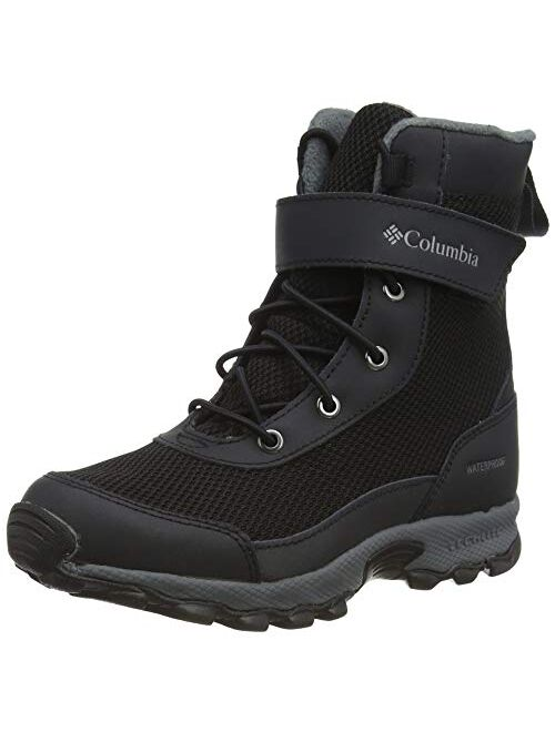 Columbia Unisex-Child Youth Hyper-Boreal Omni-Heat Wp Hiking Shoe