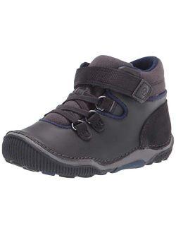 Stride Rite Kids' SRT Gavin Casual Sneaker First Walker Shoe