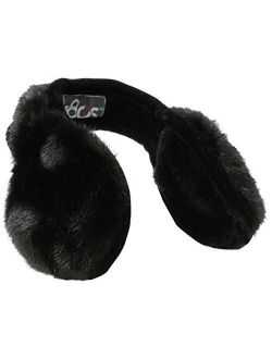 180s Women's Vail Faux Fur Ear Muffs
