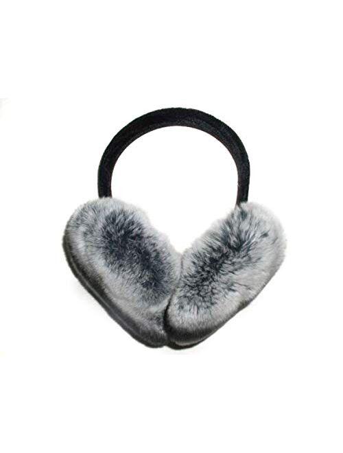 Rex Chinchilla Women's Earmuffs