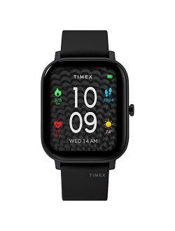 Unisex Metropolitan S Smartwatch With Silicone Strap