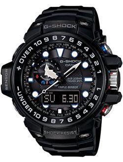 G-shock Gulfmaster Analogue-digital Gwn-1000b-1ajf Men's Watch