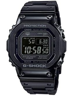G-shock Gmw-b5000gd-1jf G-shock Connected Radio Solar Black Watch (japan Domestic Genuine Products)