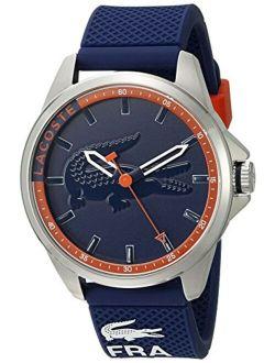 Men's 2010842 Capbreton Analog Display Japanese Quartz Blue Watch
