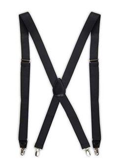 Men's Solid Suspender