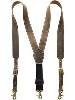 Nocona Belt Co. Men's Nocona USA Basic Suspender