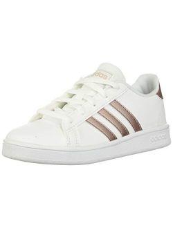 Unisex-child Grand Court Sneaker