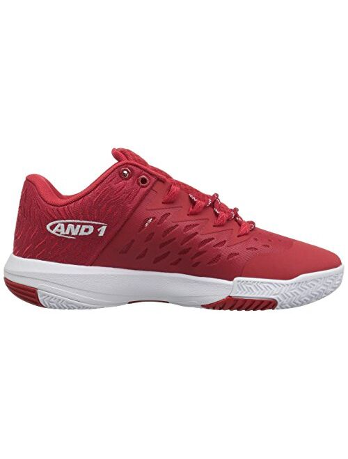 AND1 AND 1 Men's Attack Low Basketball Shoes
