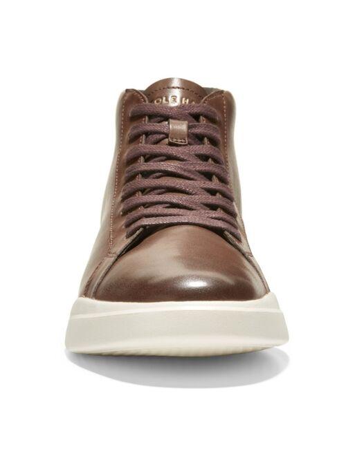 Cole Haan Men's Grand Crosscourt Modern Midcut Sneaker