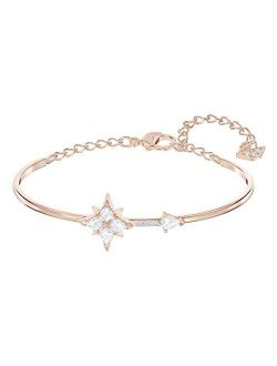 Women's Symbolic Crystal Jewelry Collection, Rose Gold Tone Finish