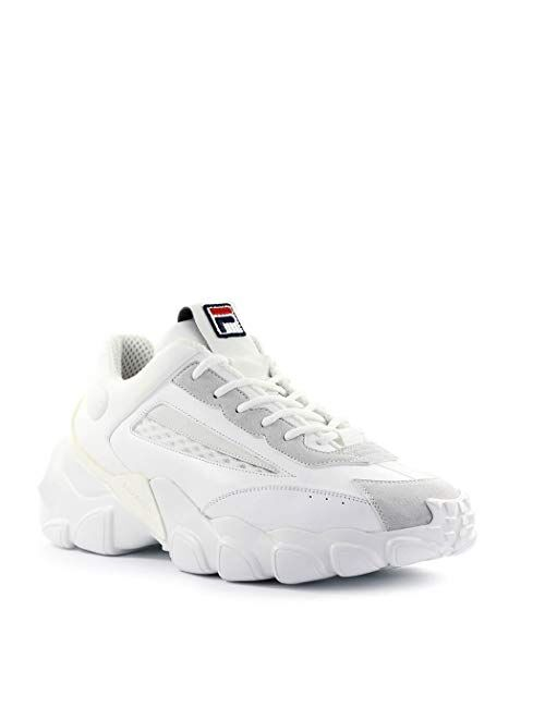Fila Men's Shoes Smasher White Sneaker SS2020