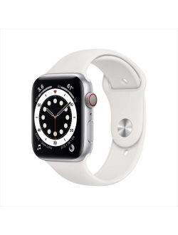 Watch Series 6 Gps + Cellular Aluminum