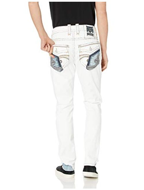 Rock Revival Men's Yeager