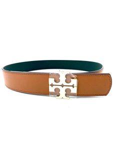 56440-906 Classic Tan/norwood 1 1/2 Inch Reversible Logo Women's Belt