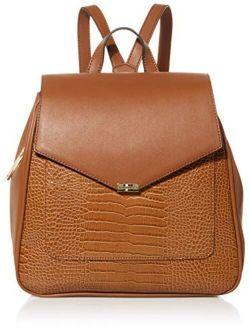 Women's Tessa Backpack, Navy/white, Os