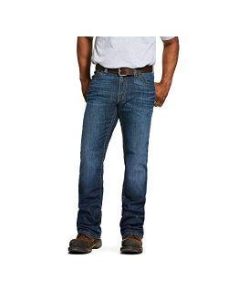 M4 Star Duralt Jett Bootcut Jeans In Airway
