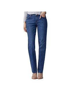 Women's Petite Relaxed Fit Straight Leg Jean
