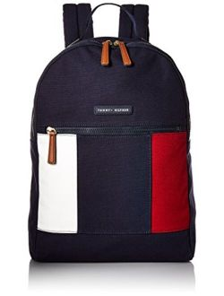 Backpack For Women Flag Canvas