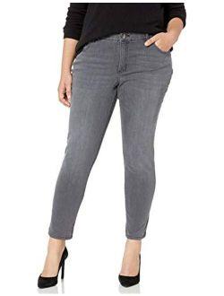 Women's Plus Size Flex Motion Regular Fit Skinny Leg Jean