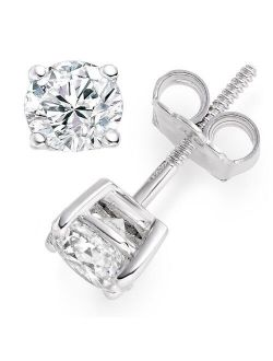 1/10-5 Carat Total Weight Round Diamond stud Popular Value Collection