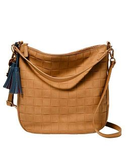 Women's Jolie Leather Hobo Purse Handbag