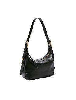 Women's Hannah Leather Hobo Purse Handbag