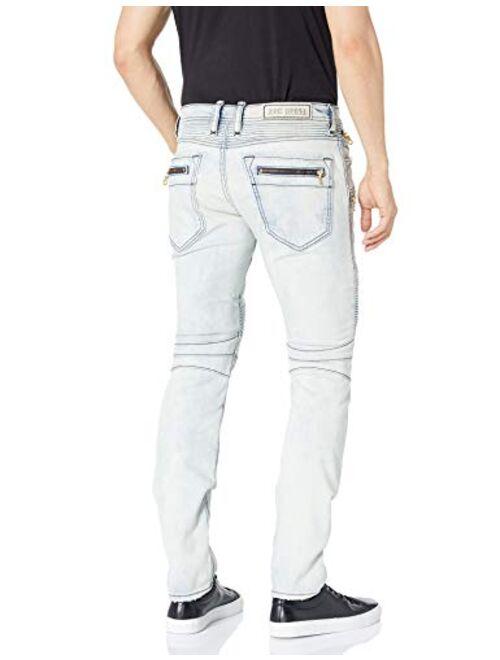 Rock Revival Men's Skinny Fit Jeans