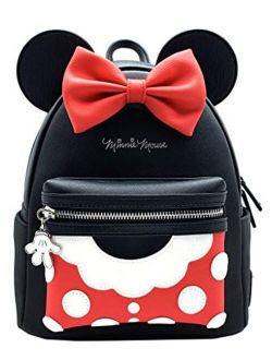 X Disney Lasr Exclusive Minnie Mouse Dress Mini Backpack