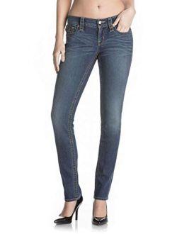 - Womens Alivia S1 Skinny Leg Jeans