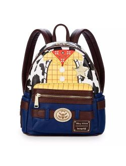 Y Story 4 Woody Mini Backpack By Loungefly