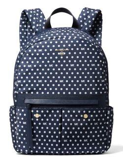 Prescott Medium Zipper Closure Backpack