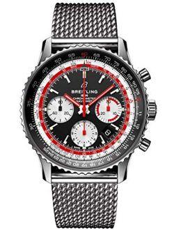 Special Edition Navitimer B01 Chronograph Swissair Mens Watch