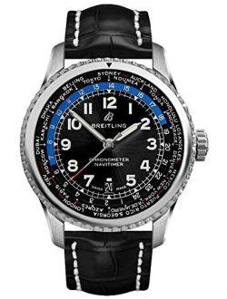 Navitimer 8 B35 Automatic Unitime 43 Men's Watch Ab3521u41b1p1