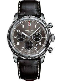 Aviator 8 B01 Chronograph 43mm Anthracite Dial Men's Watch