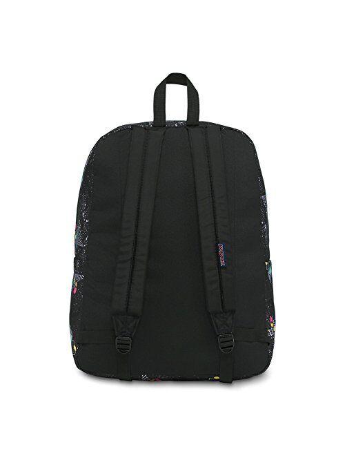JanSport JS00T501 Unisex Superbreak Backpack, Space Metrics - One Size