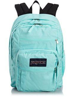 Big Student Backpack, Aqua Dash, 34l
