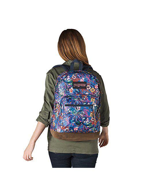JanSport Right Pack Expressions Backpack - School, Travel, Work, or Laptop Bookbag, Yucatan Floral